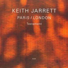 Paris / London: Testament by Keith Jarrett