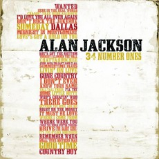 34 Number Ones mp3 Artist Compilation by Alan Jackson