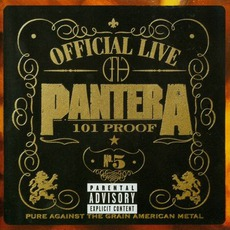 Official Live: 101 Proof mp3 Live by Pantera