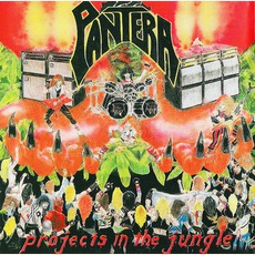 Projects In The Jungle mp3 Album by Pantera