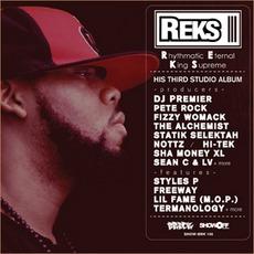 Rhythmatic Eternal King Supreme mp3 Album by Reks