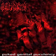 Puked Genital Purulency mp3 Album by Cenotaph (TUR)