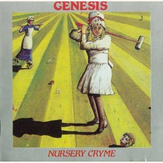 Nursery Cryme mp3 Album by Genesis