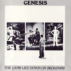 The Lamb Lies Down On Broadway mp3 Album by Genesis