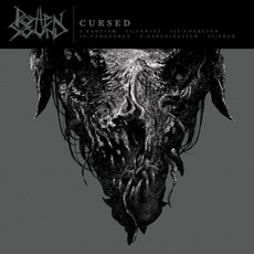 Cursed mp3 Album by Rotten Sound