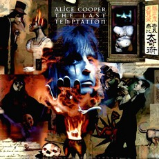 The Last Temptation mp3 Album by Alice Cooper