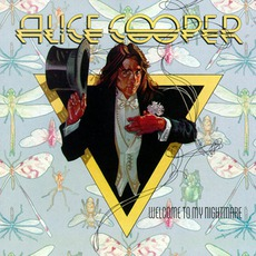 Welcome To My Nightmare (Re-Issue) mp3 Album by Alice Cooper