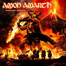 Surtur Rising mp3 Album by Amon Amarth