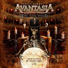 The Flying Opera: Around The World In 20 Days mp3 Live by Avantasia