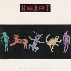 Bad Animals mp3 Album by Heart