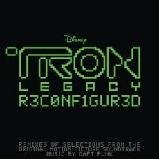 TRON: Legacy R3CONF1GUR3D mp3 Remix by Daft Punk