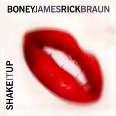 Shake It Up mp3 Album by Boney James And Rick Braun