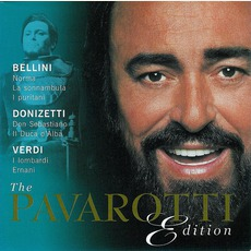 The Pavarotti Edition, Volume 2: Bellini, Donizetti, Verdi