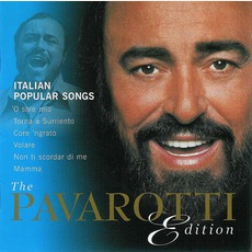 The Pavarotti Edition, Volume 10: Italian Popular Songs