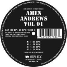 Volume 01 mp3 Album by Amen Andrews