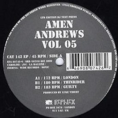 Volume 05 mp3 Album by Amen Andrews