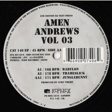 Volume 03 mp3 Album by Amen Andrews