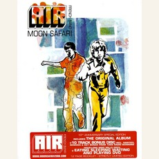 Moon Safari (Re-Issue) mp3 Album by Air