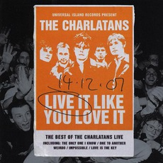 Live It Like You Love It mp3 Live by The Charlatans