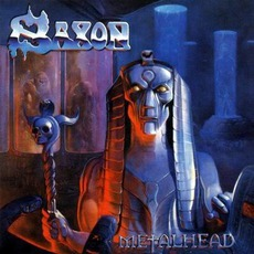 Metalhead mp3 Album by Saxon