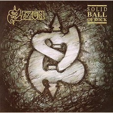 Solid Ball Of Rock (Re-Issue) by Saxon