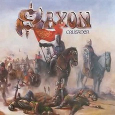 Crusader (Re-Issue) by Saxon