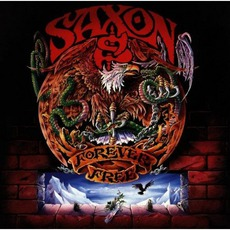 Forever Free mp3 Album by Saxon