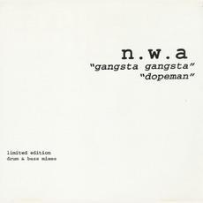 Gangsta Gangsta / Dopeman: Limited Edition Drum & Bass Mixes by N.W.A