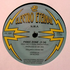 Panic Zone / Dope Man (Re-Issue) by N.W.A