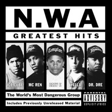 Greatest Hits (Re-Issue) mp3 Artist Compilation by N.W.A