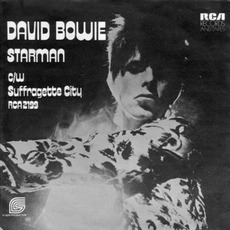 Starman / Suffragette City mp3 Single by David Bowie