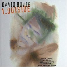 1.Outside: The Nathan Adler Diaries: A Hyper Cycle (Limited Edition) mp3 Album by David Bowie