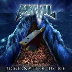 Juggernaut Of Justice (Limited Edition) mp3 Album by Anvil
