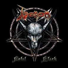 Metal Black mp3 Album by Venom