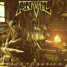 Back To Basics mp3 Album by Anvil