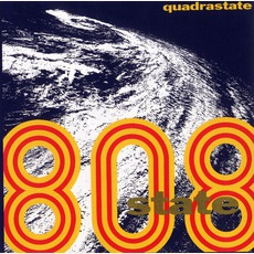 Quadrastate (Remastered) mp3 Album by 808 State