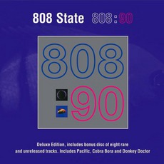 808:90 (Deluxe Edition) mp3 Artist Compilation by 808 State