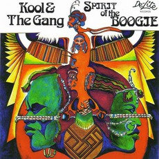 Spirit Of The Boogie (Re-Issue)