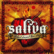 Blood Stained Love Story (Limited Edition) mp3 Album by Saliva
