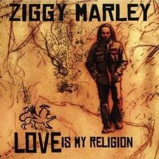 Love Is My Religion mp3 Album by Ziggy Marley