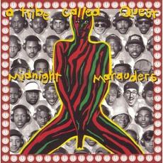 Midnight Marauders mp3 Album by A Tribe Called Quest
