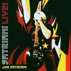 Satriani Live! by Joe Satriani