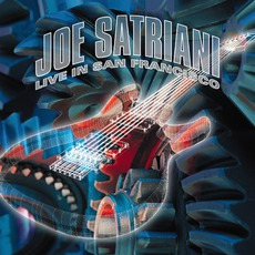 Live In San Francisco by Joe Satriani