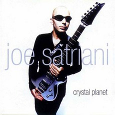 Crystal Planet mp3 Album by Joe Satriani