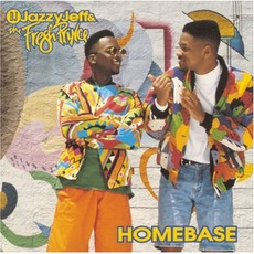 Homebase mp3 Album by DJ Jazzy Jeff & The Fresh Prince