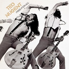 Free-For-All (Re-Issue) mp3 Album by Ted Nugent