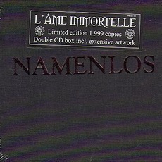 Namenlos (Limited Edition) by L'ÂME IMMORTELLE