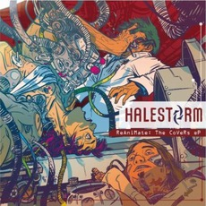 ReAniMate: The CoVeRs EP mp3 Album by Halestorm