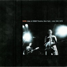 Live At The Roxy / Live At Cbgb Theatre mp3 Live by Wire