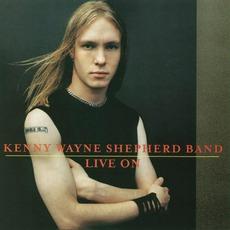 Live On mp3 Album by Kenny Wayne Shepherd